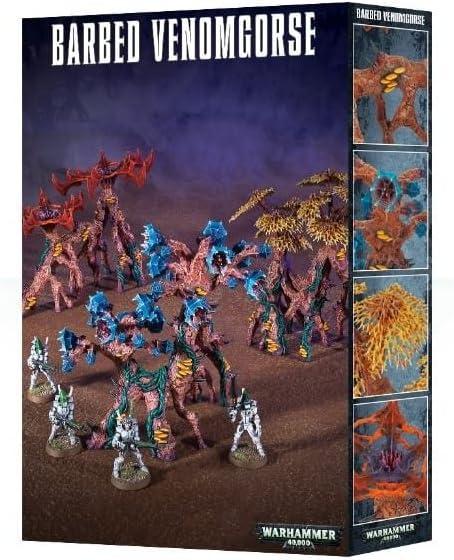 Warhammer 40k Barbed Venomgorse: Amazon.es: Juguetes y juegos