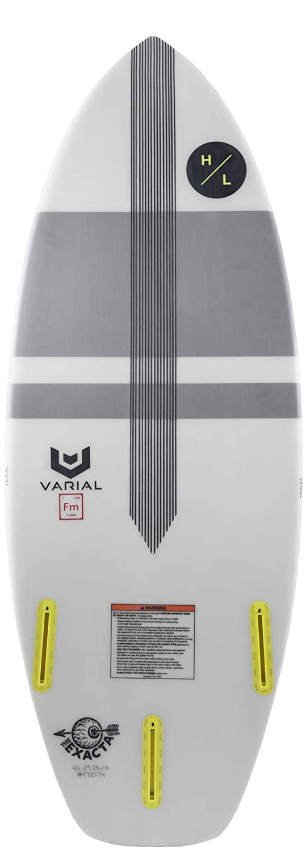 5.4 Sizes 4.4 Hyperlite 2019 Varial Exacta Wakesurfer Blank 4.6 5.0