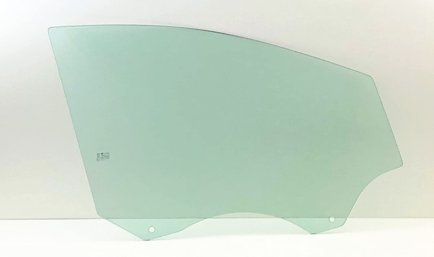 NAGD Fits 2013-2018 Ford Escape 4 Door SUV Passenger Side Right Front Door Window Glass