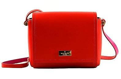 bbf09815fcb4 Kate Spade WKRU3945 Avva Arbour Hill Cherry Sweetheart Pink Crossbody Bag