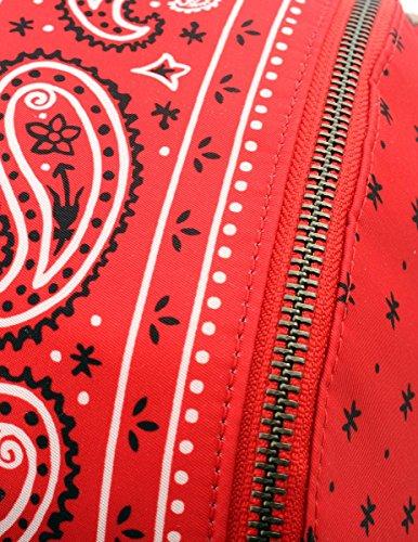 2f02d41fdf24 Jual COACH MICKEY Charles Backpack in Prairie Bandana Print Bright ...
