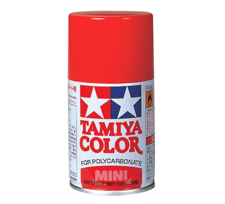 TAMIYA 86002 Paint Spray, Red