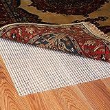 Tapis de tapis anti-dérapant Ultra Stop Grip-It pour tapis sur les surfaces dures, 4 par 6 pieds