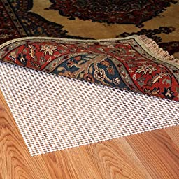 Ultra Stop Non-Slip Indoor Rug Pad, Size: 4\' x 6\'