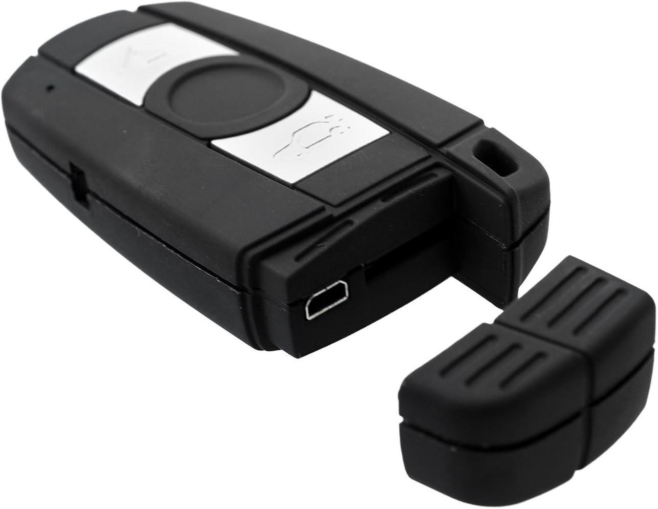 5 megap/íxeles C/ámara oculta K45 Full HD en forma de llave de coche supervisi/ón de larga duraci/ón con visi/ón nocturna Kobert Goods detecci/ón de movimiento