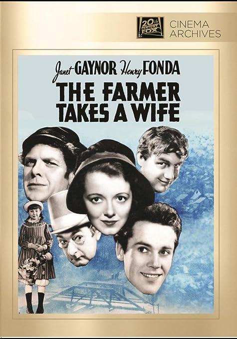 Amazon.com: Farmer Takes A Wife: Janet Gaynor, Henry Fonda, Jane ...