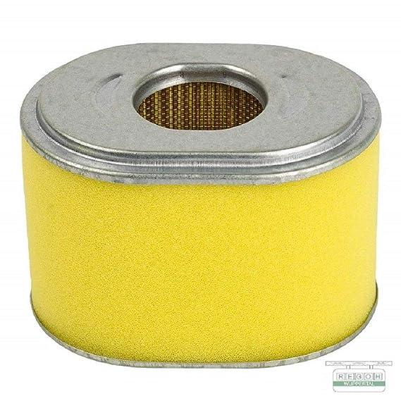 1 Stück Luftfilter Filterelement passend Lumag Rüttelplatte RP110 HP