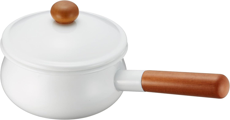 Noda Horo Sauce Pan Pochika 5.9 Inches Compatible With Ih200V