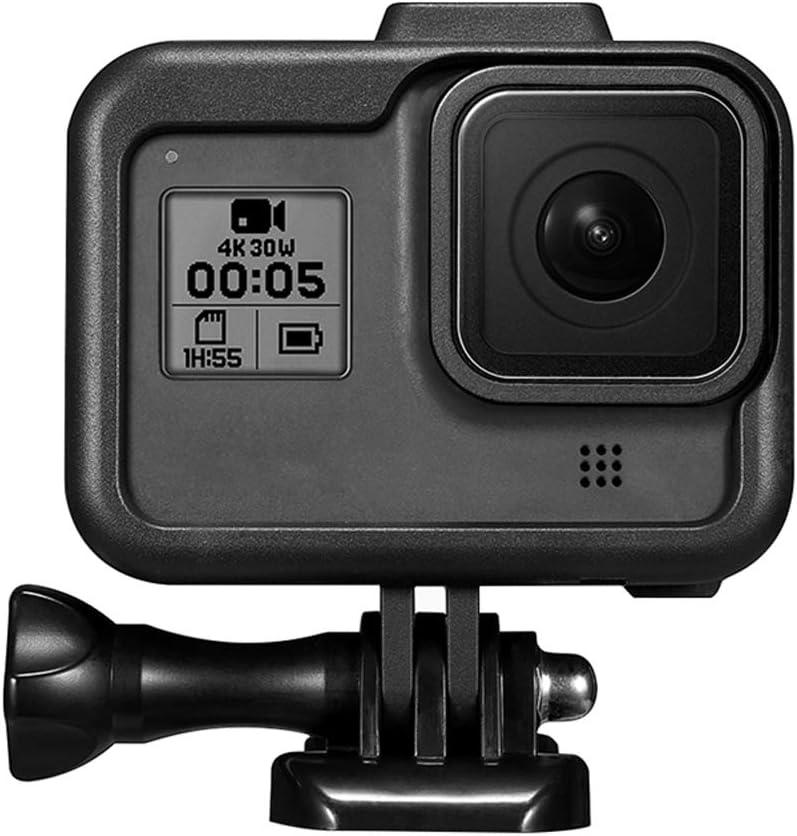 Kit de accesorios con marco para GoPro Hero 8 Negro