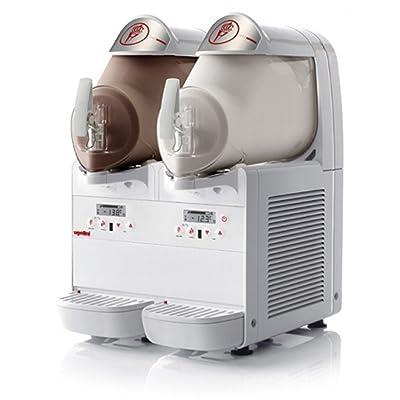 Distributeur de desserts glacés 2x6 litres - L400 x P480 x H620 mm - UGOLINI
