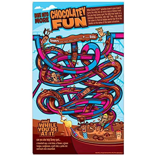 Buy chocolate cereals