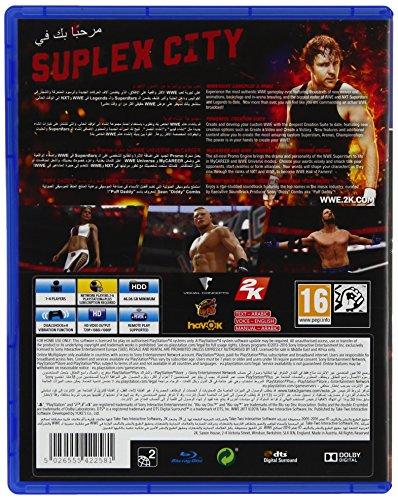 61PxRF QVtL - WWE-2K17-PlayStation-4