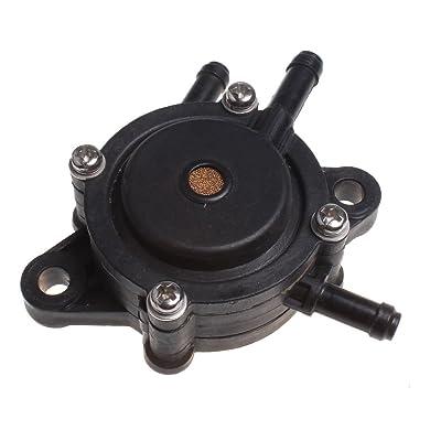 Holdwell Fuel Pump for 2007-2014 KAWASAKI Prior MULE 600 610 4X4 KAF400: Automotive