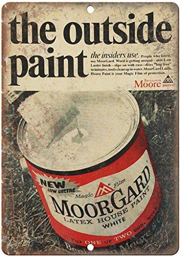 Benjamin Moore Paint VoorGard Latex Ad 10