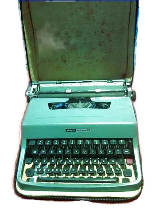 Precio maquina escribir olivetti lettera 32