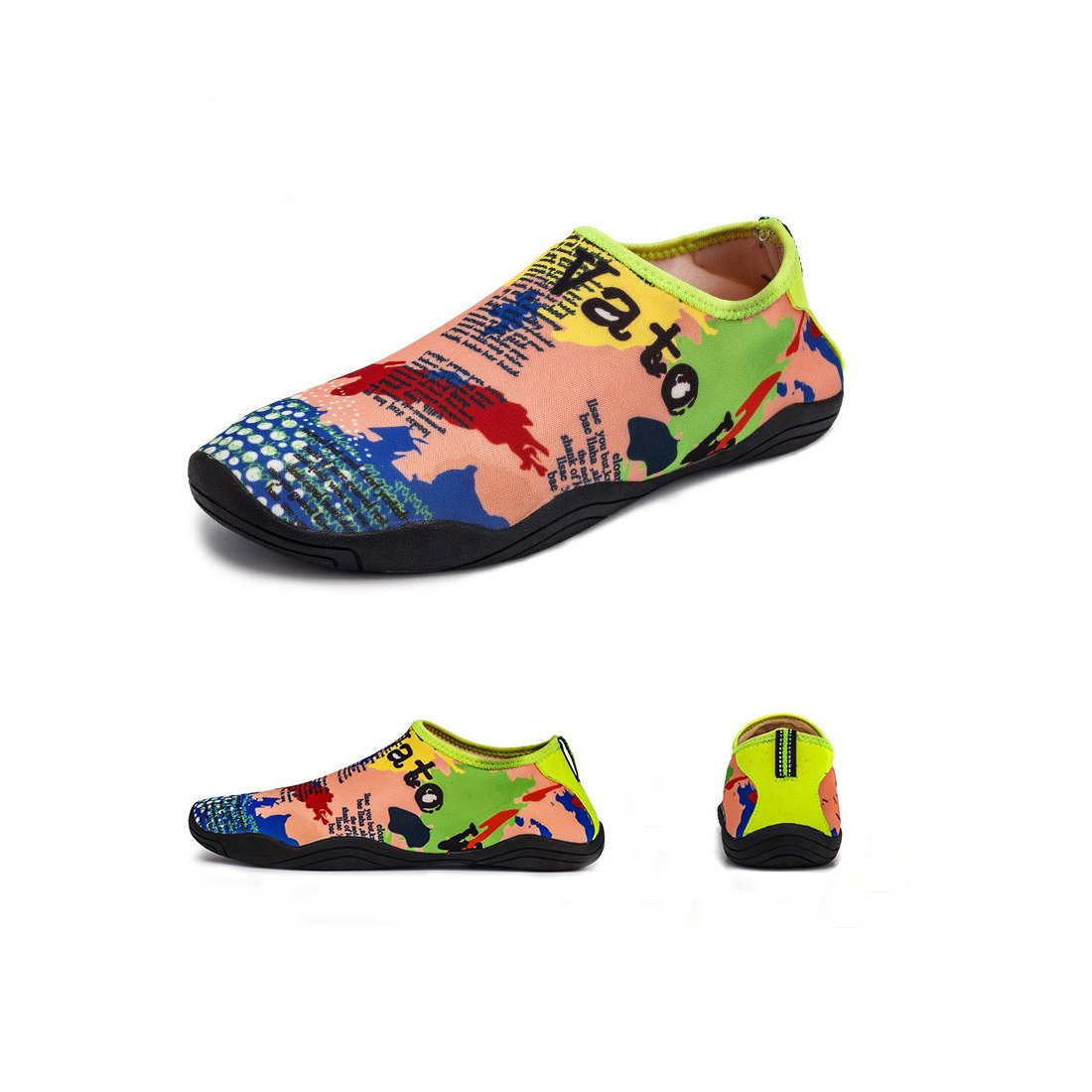 Zegoo Latest Breathable Water Skin Shoes Surf Shoes