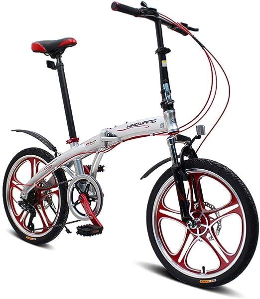 Paseo Bicicleta Bicicleta Plegable Velocidad de absorción de ...