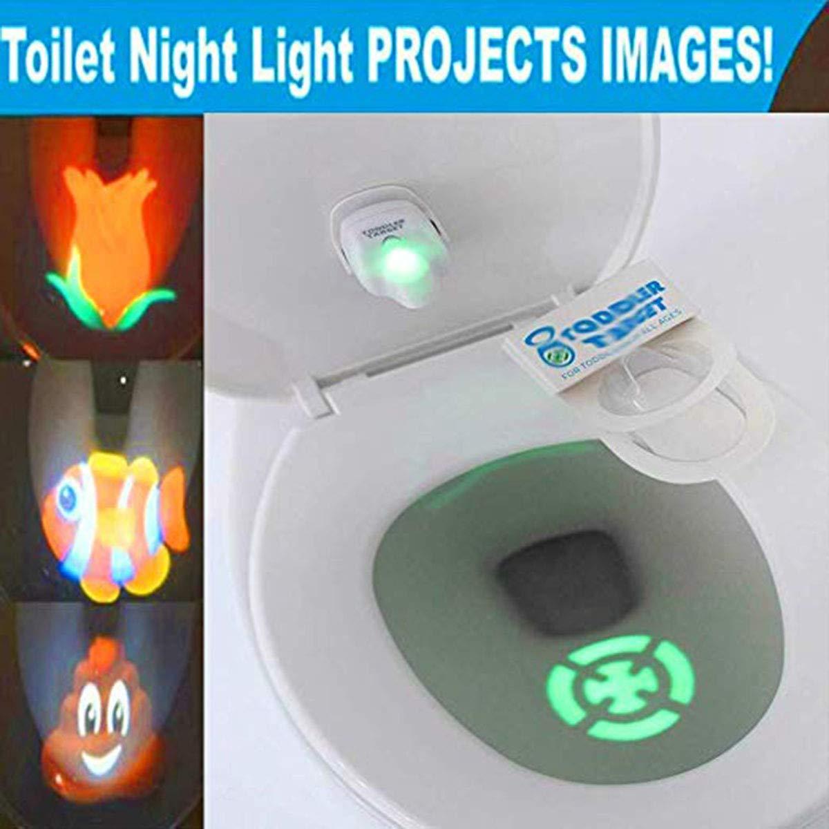 Fine Amazon Com Toddler Target Toilet Training Night Light Easy Bralicious Painted Fabric Chair Ideas Braliciousco