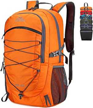 Loowoko 40L Lightweight Packable Backpack