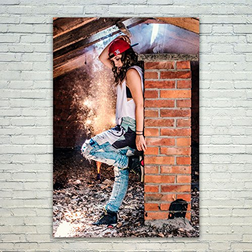 Price comparison product image Westlake Art Fashion Jeans - 12x18 Poster Print Wall Art - Modern Picture Photography Home Decor Office Birthday Gift - Unframed 12x18 Inch (BD42-E49AD)