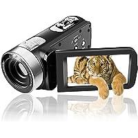 Videocamera per videocamera Videocamera per videocamera Full HD 1080p Fotocamera digitale per fotocamera 24.0 MP Funzione di pausa Zoom digitale 16X
