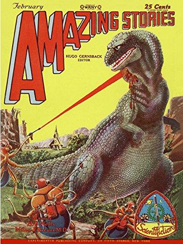 Amazing Stories, February 1929