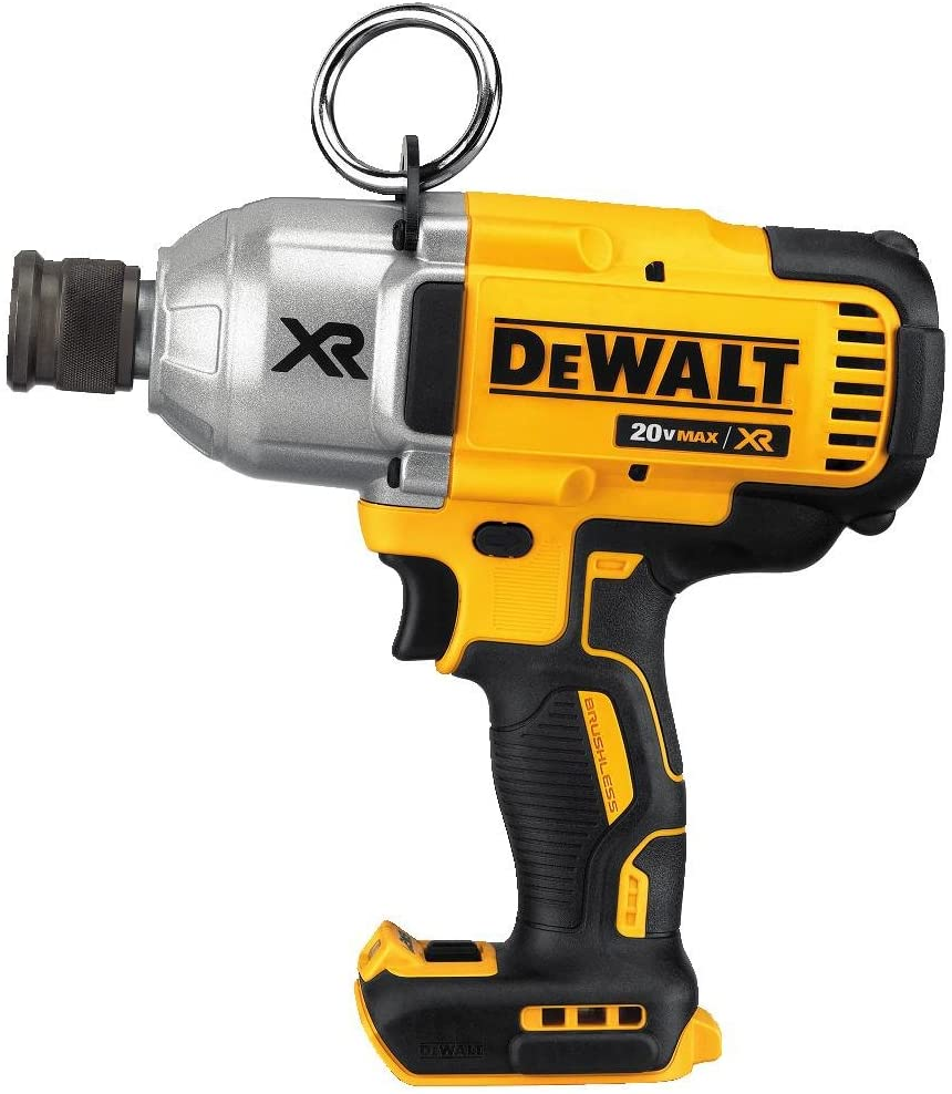 DEWALT 20V MAX XR Cordless Impact Wrench with Quick Release Chuck, Tool Only DCF898B
