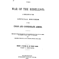 War of the Rebellion: The Official Records of the Union and Confederate Armies and Navies: Chapter 23 - The Peninsular…