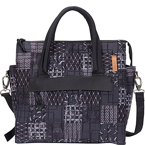 Donna Sharp Rachel Shoulder Bag (Graphite)