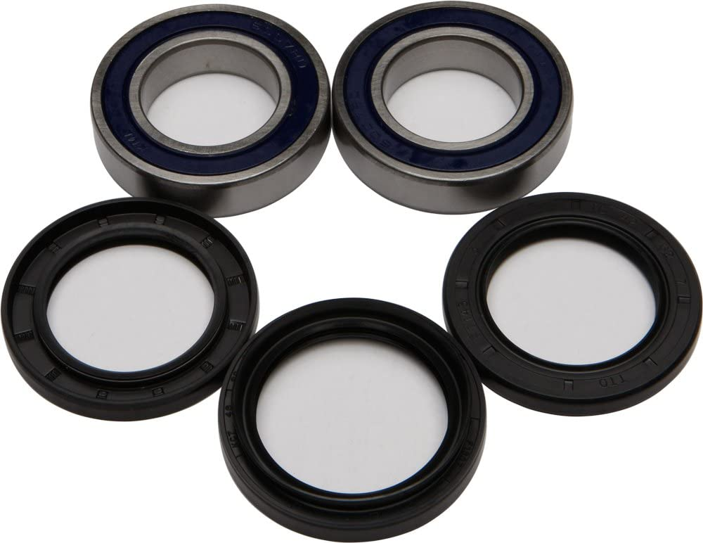 ALL BALLS Complete Bearing Kit for Front Wheels fit Suzuki LT-F160 1991-2001