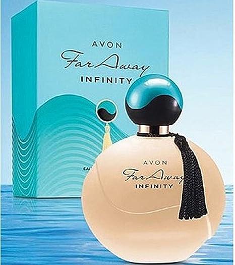 Avon 50ml Femme Pour Eau De Away Far Parfum Infinity b6fyY7g