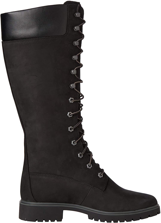 timberland donna calzature stivali premium 14 inch side zip