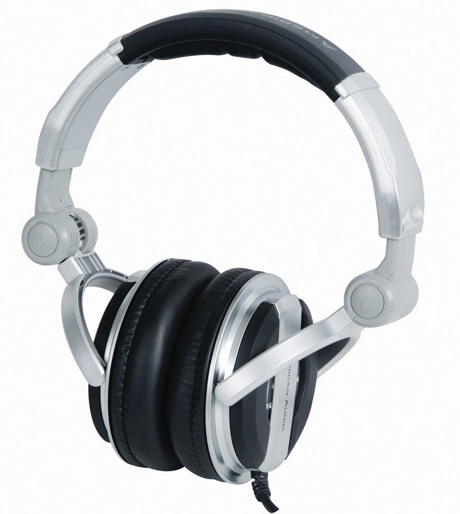American Audio Hp700 Professional Foldable Dj Headphones HP 700