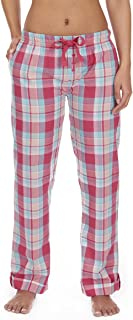 Forever Dreaming Ladies Pyjama Bottoms - Checkered PJ Pants