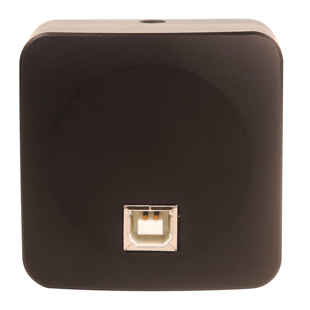 【在庫有】 5.0MP USB2.0 カラービデオデジタル顕微鏡カメラ   B07L8JSQGF, セキスイオンラインショップ 9134656c