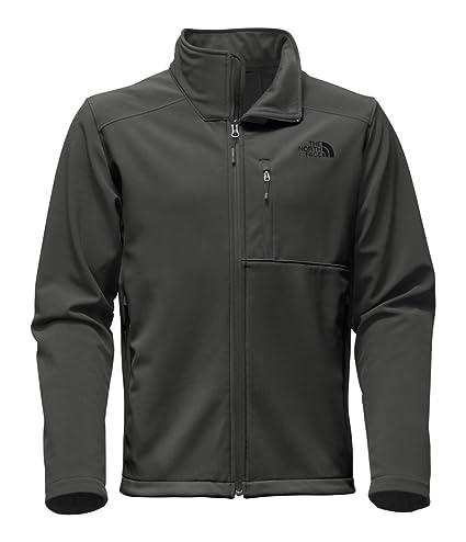 The North Face Men's Apex Bionic 2 Jacket - Asphalt Grey & Asphalt Grey - XS