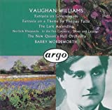 Vaughan Williams: Fantasia on Greensleeves; Fantasia on a Theme by Thomas Tallis; The Lark Ascending; Norfolk Rhapsody No. 1; In the Fen Country