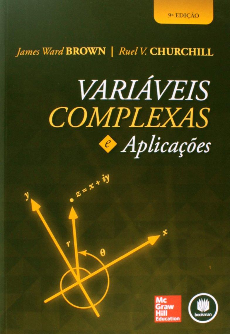 Read Online Variáveis Complexas e Aplicações (Em Portuguese do Brasil) pdf