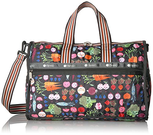 LeSportsac Women's Classic Medium Weekender, Little Sprouts
