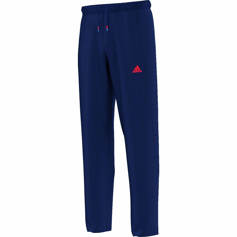 adidas - Pantalón de chándal Woven Pant Hombre Azul de Color Rojo ...