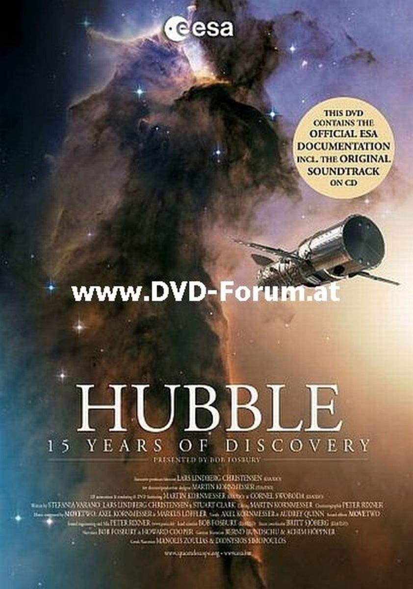 Amazon com: Hubble: 15 Years of Discovery: Movies & TV