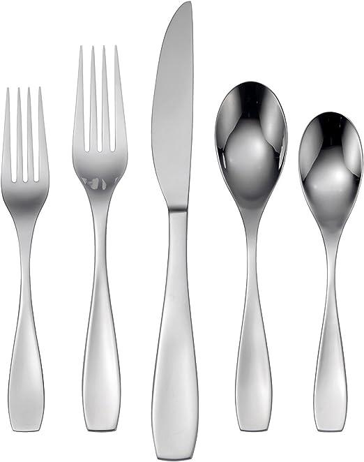 Oneida Stainless Flatware AERO Dinner Knives NEW SET OF TWELVE
