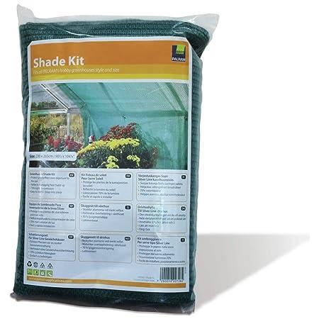 Palram Greenhouse Accessories Shade Kit : Amazon co uk