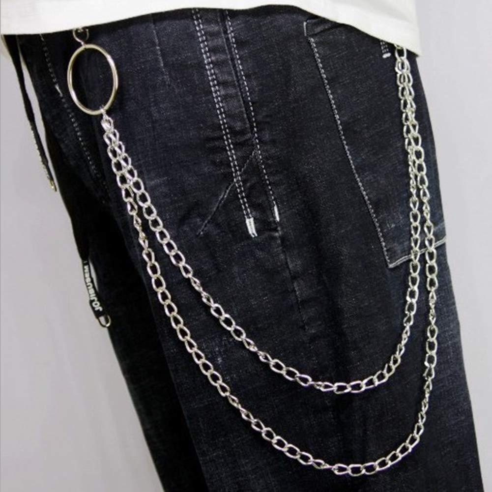 Amazon.com: XY Fancy - Colgante de cadena para pantalón con ...