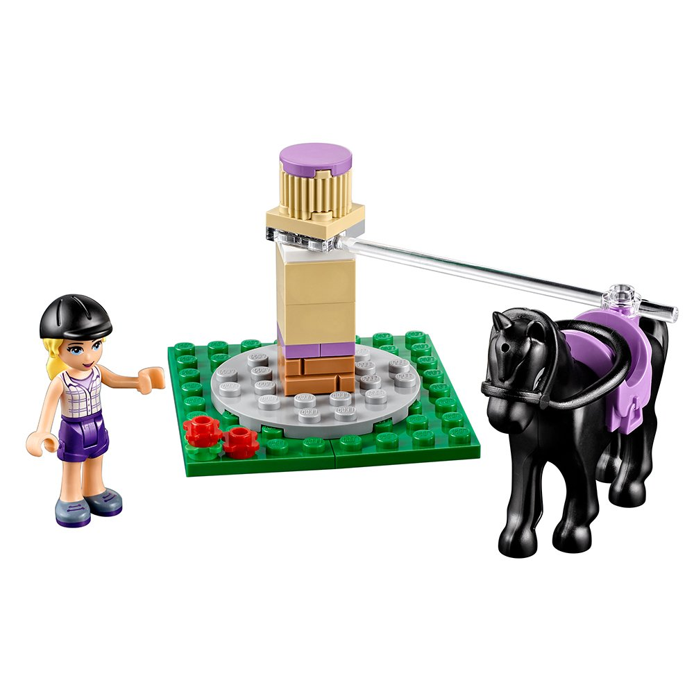 Amazon Lego Friends Heartlake Riding Club 41126 Toys Games