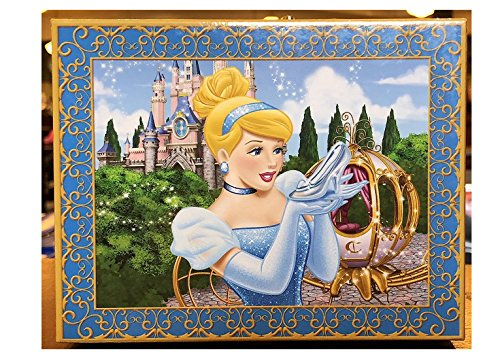 Disney Parks Cinderella Musical So This is Love Jewelry Box New