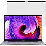 覗き見防止 macbook pro 16 プライバシー フィルター 保護フィルム ブルーライトカット (MacBook Pro 16インチ 2019)