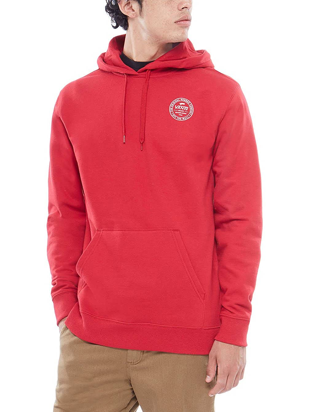 Vans Herren Kapuzenpullover Established 66 Hoodie