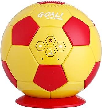 De balón de fútbol Nesx de España Altavoz Bluetooth 3 W RMS ...