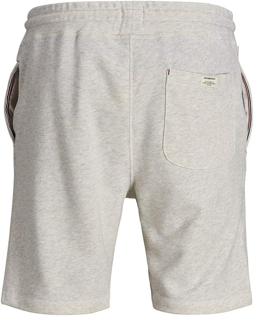 Jack /& Jones Jjibowie Jjshorts Solid Sa STS Pantalones Cortos para Hombre